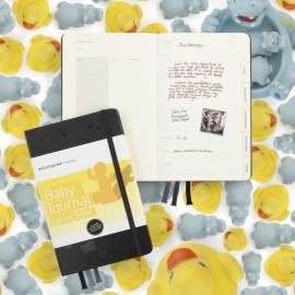 Moleskine Notitieboek Passion Journal BABY Babydagboek