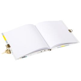 Turnowsky Ethno Frog dagboek met slot  [1497]