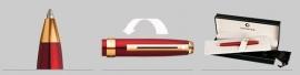 SHEAFFER Prelude MINI compacte pocket ballpoint 11cm