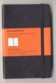 Moleskine Notitieboek Gelinieerd Ruled 9x14cm (Pocket) [112]