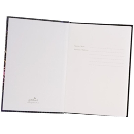 Turnowsky Flower Bird  Notitieboek Blanco A5