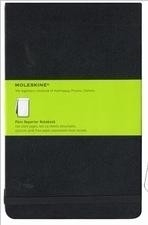 Moleskine Notitieboek Reporter 13x21cm blanco (A5) [106]