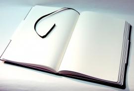 Hardcover notitieboek Leuchtturm1917  Blanco 14.5 x 21 (A5) zwart
