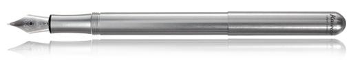 KAWECO LILIPUT Aluminium vulpen ZILVER Fine  [2546]