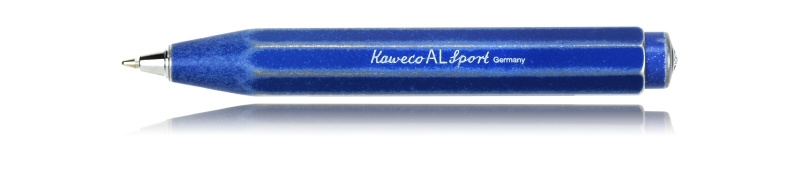 KAWECO Sport ALUMINIUM STONEWASHED Blue balpen M