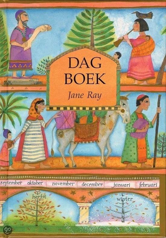 Jane Ray Geïllustreerd Dagboek 22x15cm [445]