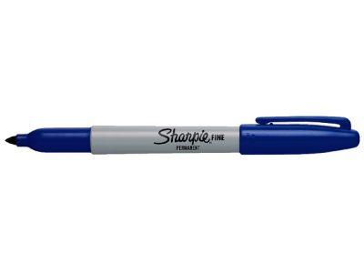 Sharpie Permanent Marker, 1 mm, Blauw