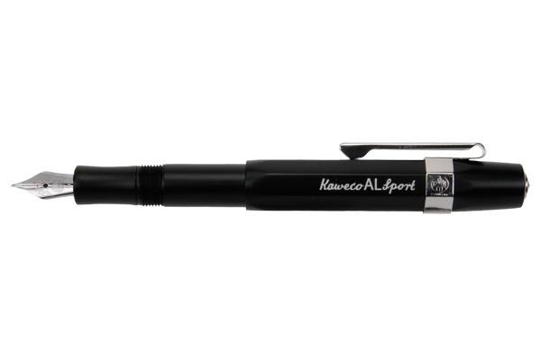 KAWECO AL Sport Black Vulpen M medium punt [2536]
