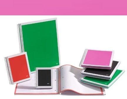 Miquelrius MR Quadro Notitieboek gelinieerd A4 Roze [261]