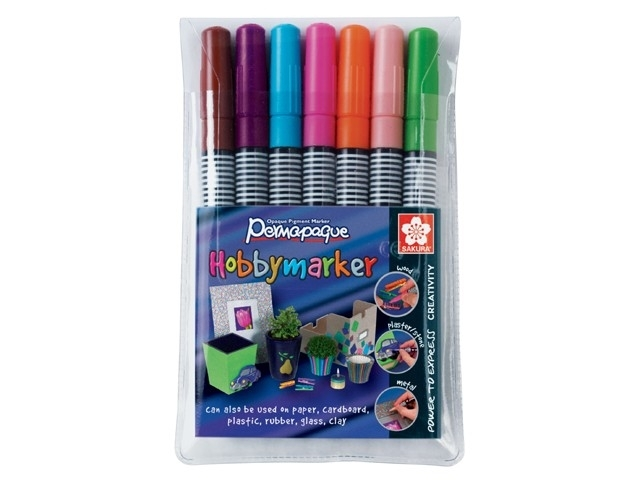 xx Bruynzeel Permapaque Pigment Markers Additional Set [565]