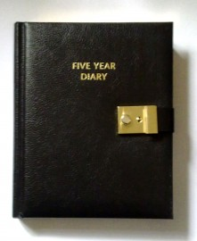 Collins 5 Year Diary A5
