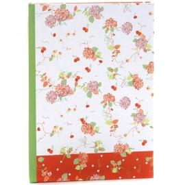 Notitieboek Flora