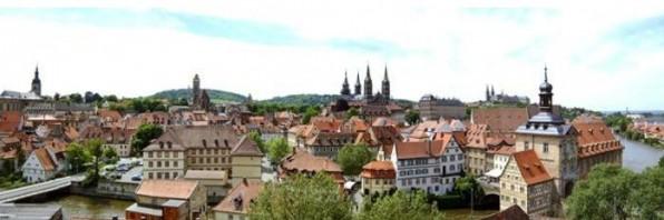 Bamberg, de vestigingsplaats van Goldbuch
