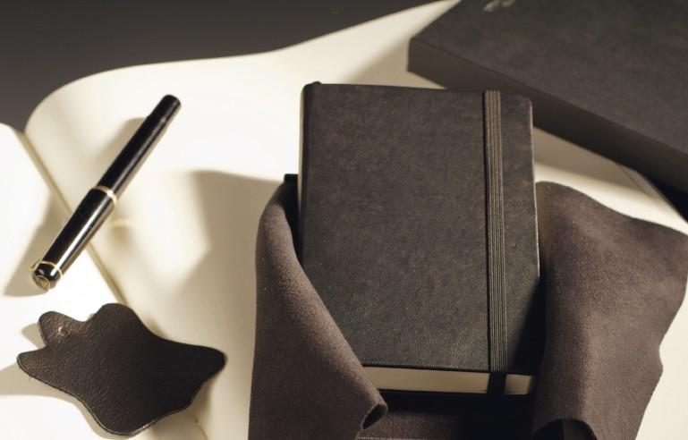 Leuchtturm lederen notitieboek