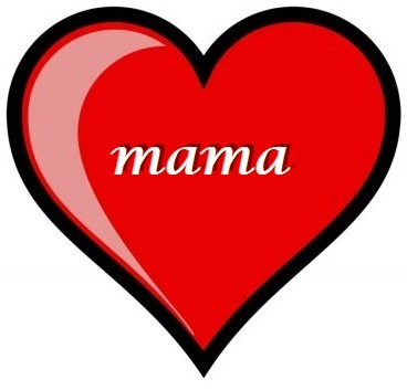 ik hou van mama