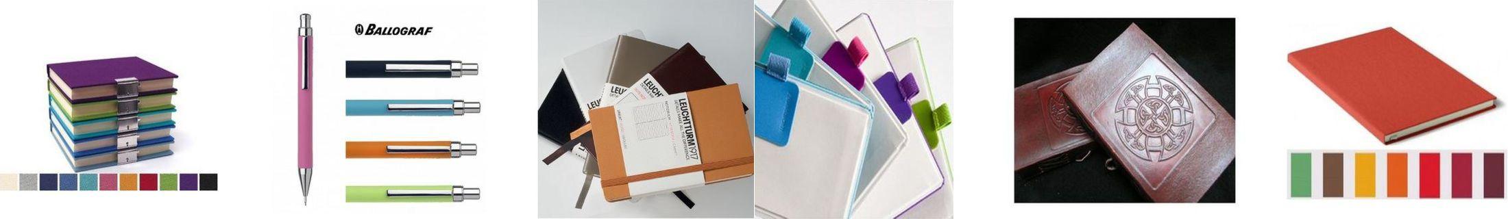 Dagboeken notitieboeken schrijfgerei