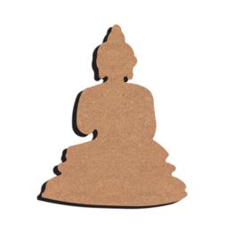 MDF boeddha 15 cm