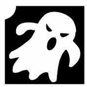 sjabloon halloween spook gb