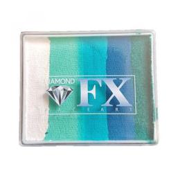 Rainbow SP76  50 gram Cool Breeze (wit/groenblauwtinten)