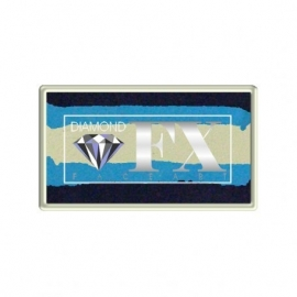 Rainbow  SP 31 30 gram Seabreeze:  donkerblauw/blauw/wit/blauw/donkerblauw