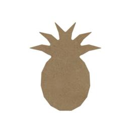 MDF ananas 10 cm