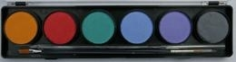 Basis Palet  Essential 6 x10 gram  DFX FSM12R