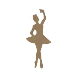 MDF danseres 15 cm