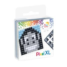 Pixelhobby XL funpack gorilla plaatje