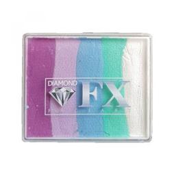 Rainbow SP77  50 gram Delicate Fairy (paars/lila/blauw/mint/wit)