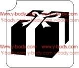 Present box productcode 826C