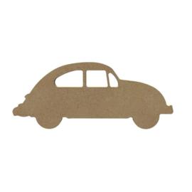 MDF kever auto 15 cm 6 mm dik