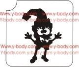 Christmas Sponge      Product Code: 803C