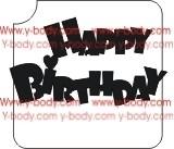 Happy Birthday productcode 960S