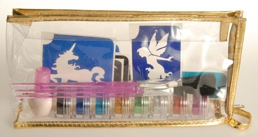 Glitter tattooset Magic      Product Code: glitp