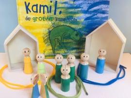 Echtscheidingsset 'Kamil' ZONDER boek