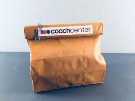 Gepersonaliseerde set voor workshop Coachcenter