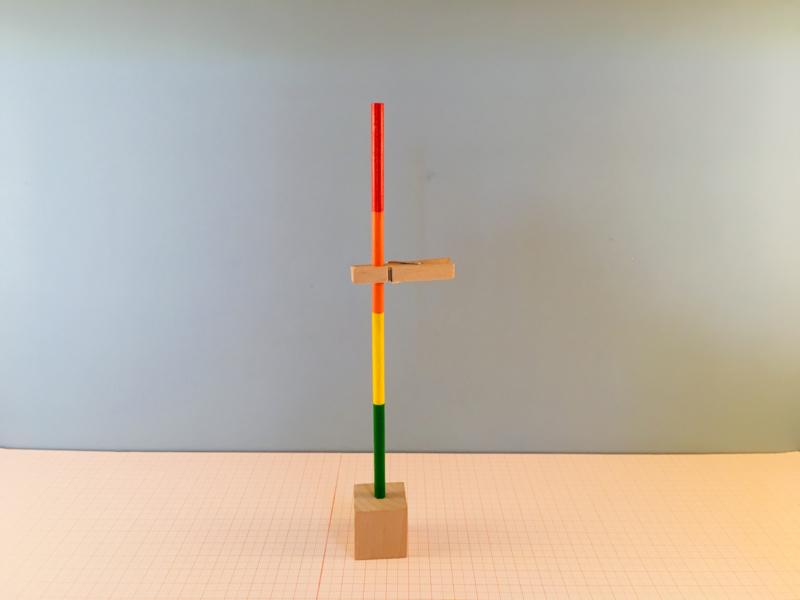 Kleuren-thermometer