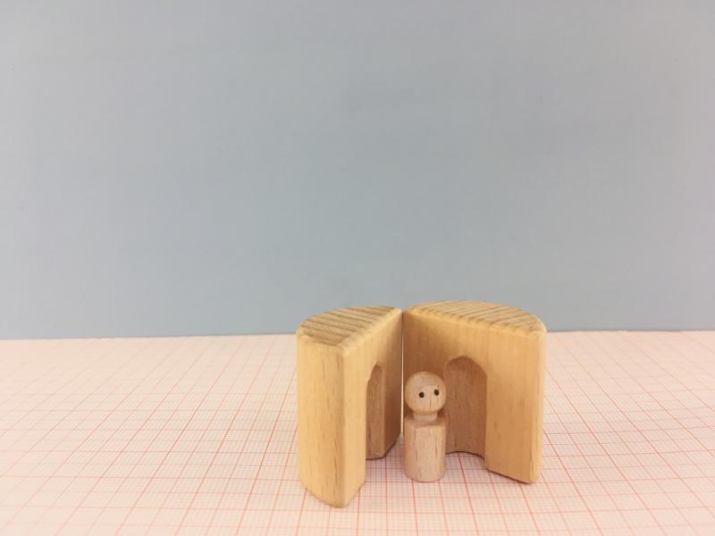 Innerlijk kind (3.0 cm)