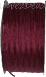 ORG-0309 Organzalint Bordeaux 3mm 50 meter