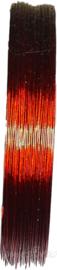 S-1014 Staaldraad Bruin 0,45mm; 100 meter