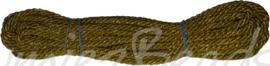 KO-5002 Koord Goudkleurig 5mm 5 meter