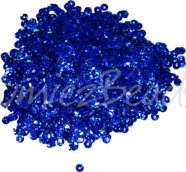 04276 Pailletten Blauw 5mmx0,3mm 1 zakje