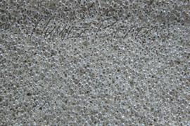 00054 Knijpkraal Zilverkleurig (Nikkelvrij) 2,5mm 2gram