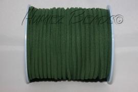 V-0032 Veter A-kwaliteit Leger groen donker 1 meter