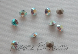 Swarovski Similisteen PP-24 Chrystal AB 3mm