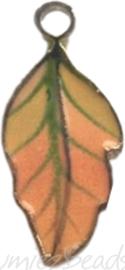 02667 Bedel blad Mixed colors (Nikkelvrij) 10mmx22mm, 1 stuks