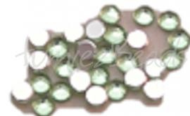 01451 Plaksteen acryl Groen 3mm ±25 stuks