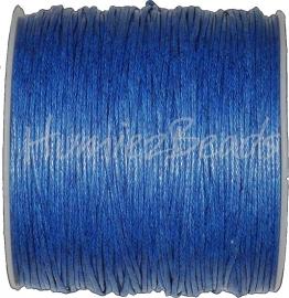 W-0020 Waxkoord Felblauw ±70 meter