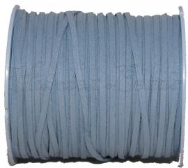 V-0052 Veter A-kwaliteit Licht blauw (2) 3mm 1 meter