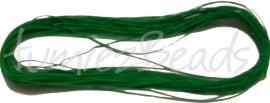 E-0047 Elastiek Groen 1mm 27 meter